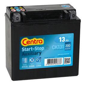 CK131 Starterbatterie CENTRA CK131 - Große Auswahl - stark reduziert