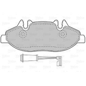 Kit pastiglie BREMBO P50050 MERCEDES
