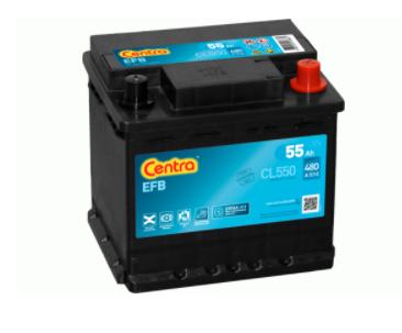 Original SSANGYONG Autobatterie CL550