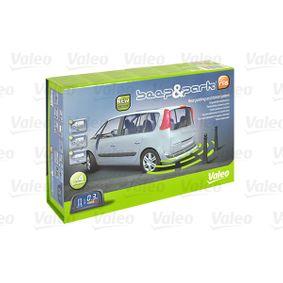 632015 VALEO Ultrasonic Sensor, Black, Mat, Paintable, with sensor Expansion set for Parking Assistance System with bumper recognition 632015 cheap