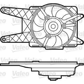 8EW 351 044-091 HELLA Fan  radiator