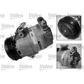 699250 Klimakompressor VALEO 699250 - Große Auswahl - stark reduziert