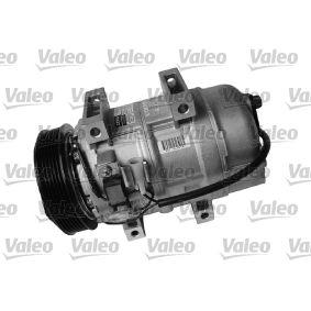 699262 VALEO NEW ORIGINAL PART PAG 46, Kältemittel: R 134a, mit PAG-Kompressoröl Riemenscheiben-Ø: 129mm Kompressor, Klimaanlage 699262 günstig kaufen