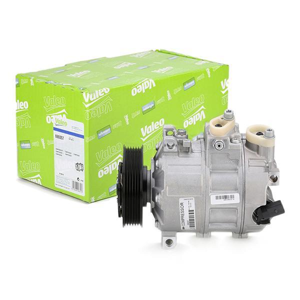 699357 Compresor, aire acondicionado VALEO - Experiencia en precios reducidos
