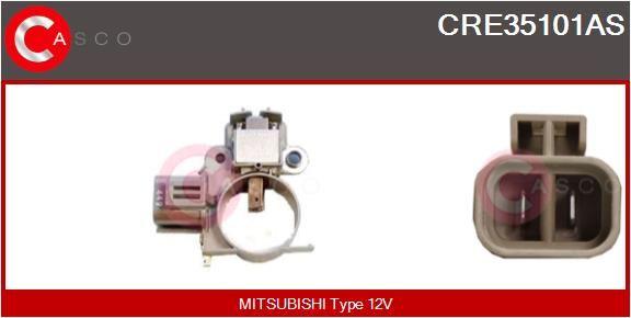 Original AUDI Regler Lichtmaschine CRE35101AS