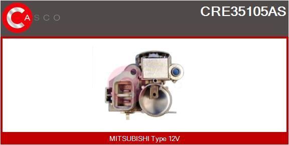 Original AUDI Generatorregler CRE35105AS
