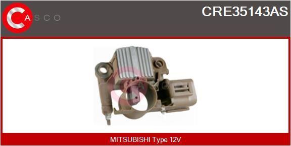 Original AUDI Lichtmaschinenregler CRE35143AS