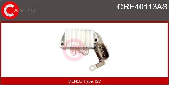 Original AUDI Regler Lichtmaschine CRE40113AS
