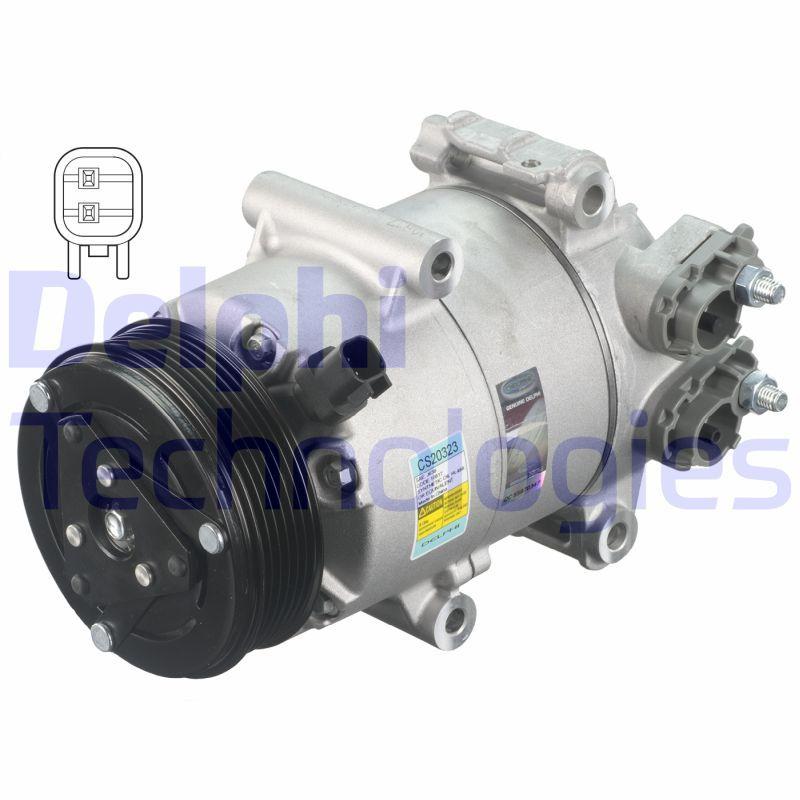 Kompressor DELPHI CS20323