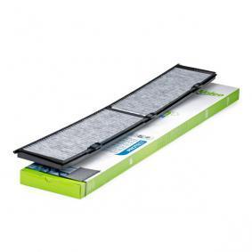 715503 VALEO CLIMFILTER PROTECT Aktivkohlefilter Breite: 156mm, Höhe: 26mm, Länge: 831mm Filter, Innenraumluft 715503 günstig kaufen