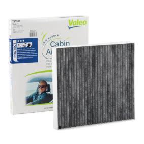 Filtr, wentylacja przestrzeni pasażerskiej 715537 JEEP COMPASS w niskiej cenie — kupić teraz!