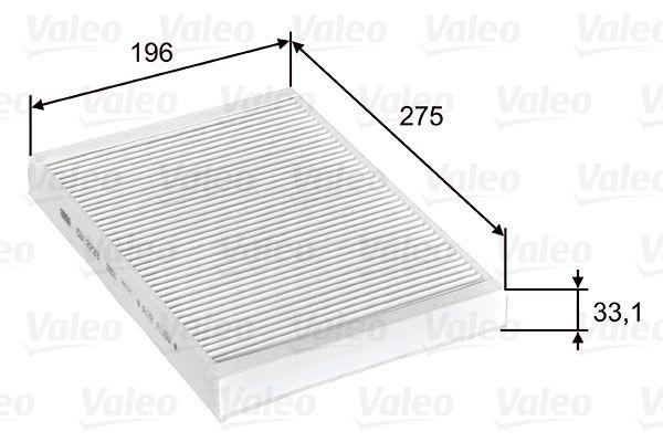 Buy original Heater VALEO 715597