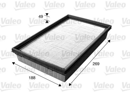716045 VALEO Filter, Innenraumluft billiger online kaufen