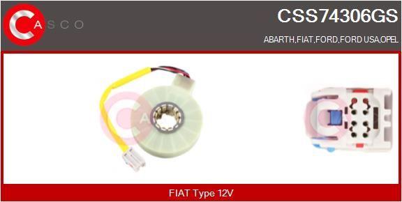 CASCO: Original Lenkwinkelsensor CSS74306GS ()