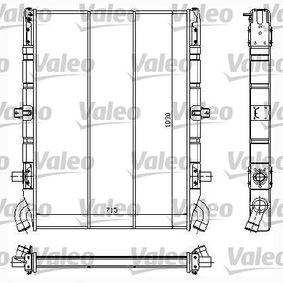 Kühler, Motorkühlung VALEO 730638 mit 17% Rabatt kaufen