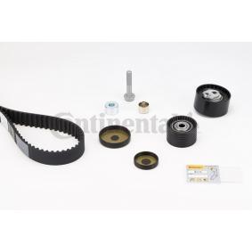 CT1130 CONTITECH Zähnez.: 126 Breite: 27,0mm Zahnriemensatz CT1130K3 günstig kaufen