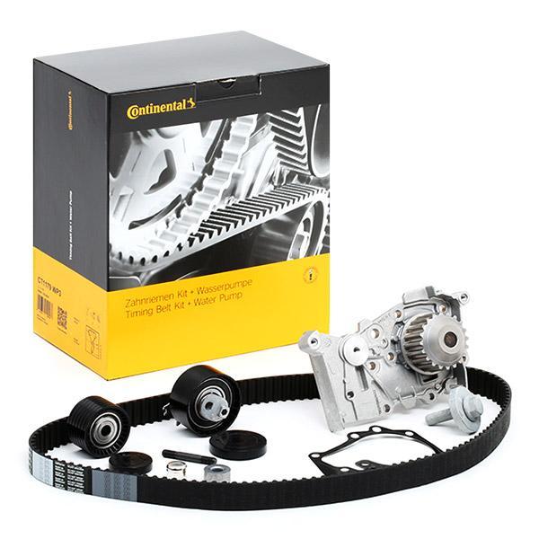 CONTITECH CT1179WP3 (Largeur: 27,4mm) : Refroidissement moteur Renault Kangoo kc01 2013