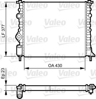VALEO %ART_NO_SYN_CLEAR% %DYNAMIC_AUTOPART_SYNONYM% Renault Kangoo Express 1.2 2012 58 PS - Premium Autoteile-Angebot