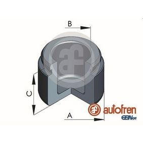 buy and replace Piston, brake caliper AUTOFREN SEINSA D025406