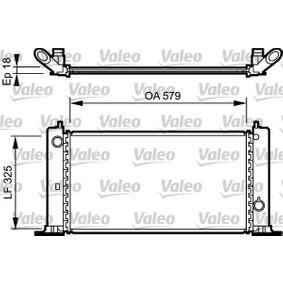 Kühler Motorkühlung THERMOTEC D7F030TT