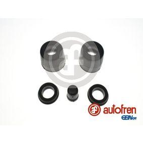 Įsigyti ir pakeisti remonto komplektas, rato stabdžių cilindras AUTOFREN SEINSA D3580