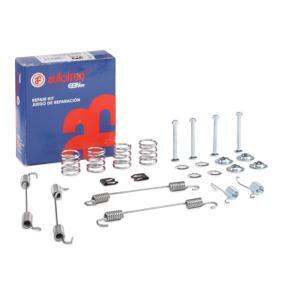 Set accesorii, sabot de frana AUTOFREN SEINSA D3979A cumpărați și înlocuiți