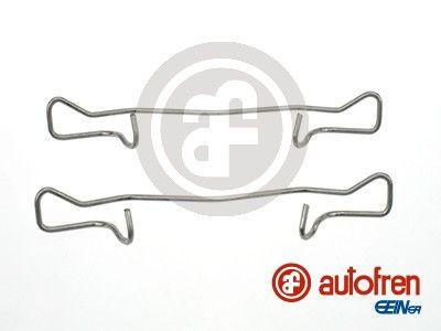 AUTOFREN SEINSA: Original Zubehörsatz, Scheibenbremsbelag D42344A ()