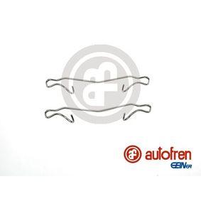 D42405A AUTOFREN SEINSA Zubehörsatz, Scheibenbremsbelag D42405A günstig kaufen