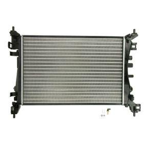 D7X076TT THERMOTEC Schaltgetriebe Netzmaße: 540-375-26 Kühler, Motorkühlung D7X076TT günstig kaufen