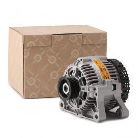 Αγοράστε A11VI91 VALEO REMANUFACTURED CLASSIC 14V, 70Α, με ενσωμ. ρυθμιστή Πλήθος ραβδώσεων: 6 Γεννήτρια 746011 Σε χαμηλή τιμή