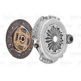786015 Kupplungssatz VALEO 786015 - Große Auswahl - stark reduziert