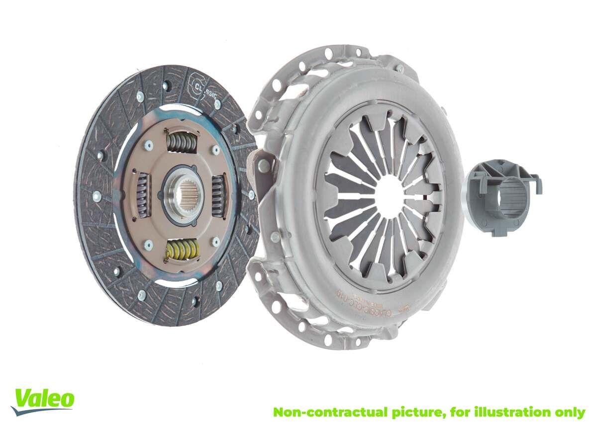 786016 Kit Kupplung VALEO in Original Qualität