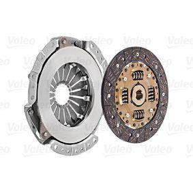 Kupplungssatz VALEO CLASSIC 786017