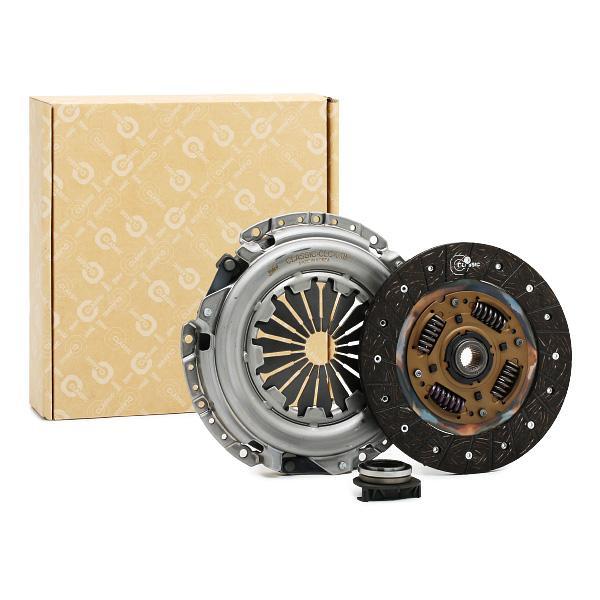 786018 VALEO CLASSIC KIT3P mit Kupplungsdruckplatte, mit Kupplungsscheibe, mit Ausrücklager Kupplungssatz 786018 günstig kaufen