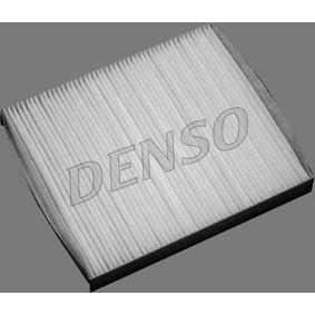 Filter, Innenraumluft DENSO DCF462P Pkw-ersatzteile für Autoreparatur