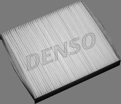 AUDI A2 2002 Klimafilter - Original DENSO DCF462P Breite: 216mm, Höhe: 30mm, Länge: 246mm