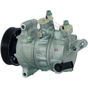 DCK1053 DIEDERICHS Kältemittel: R 134a, Climate Riemenscheiben-Ø: 110mm Kompressor, Klimaanlage DCK1053 günstig kaufen