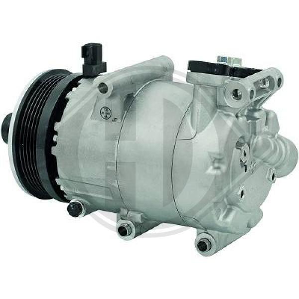 Kompressor Klimaanlage DIEDERICHS DCK1260