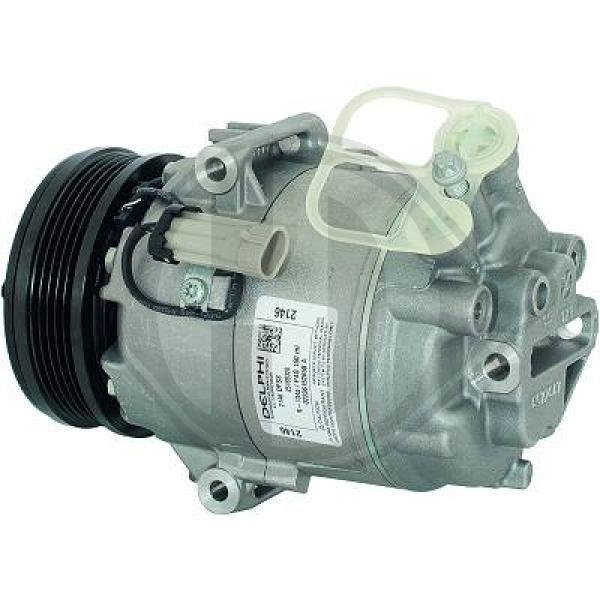 Original OPEL Kompressor DCK1408