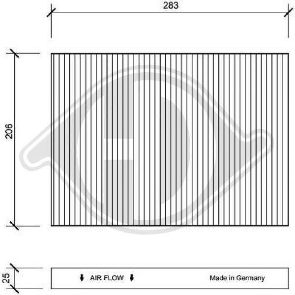 Original OPEL Klimakompressor DCK1410