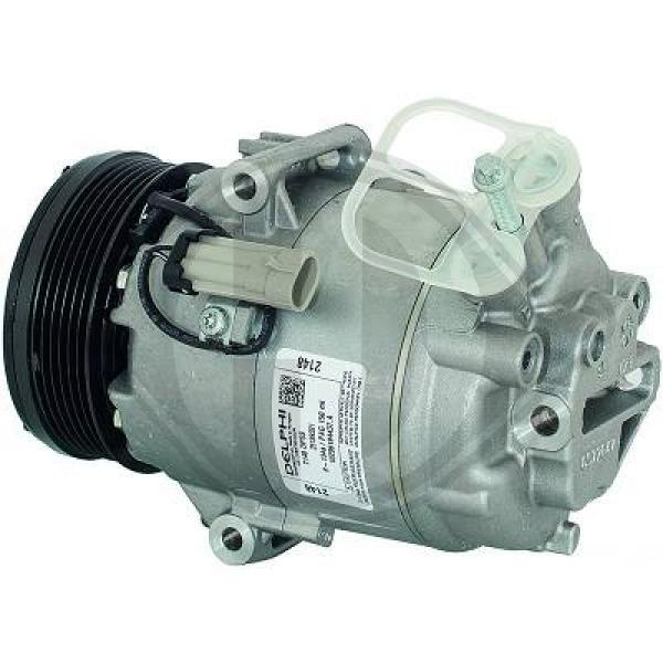 Original AUDI Klimakompressor DCK1411
