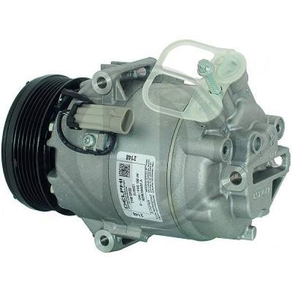 Kompressor Klimaanlage DIEDERICHS DCK1500