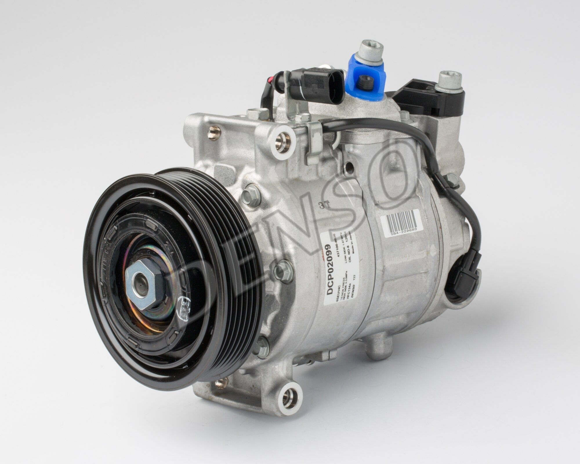 Original AUDI Kompressor Klimaanlage DCP02099