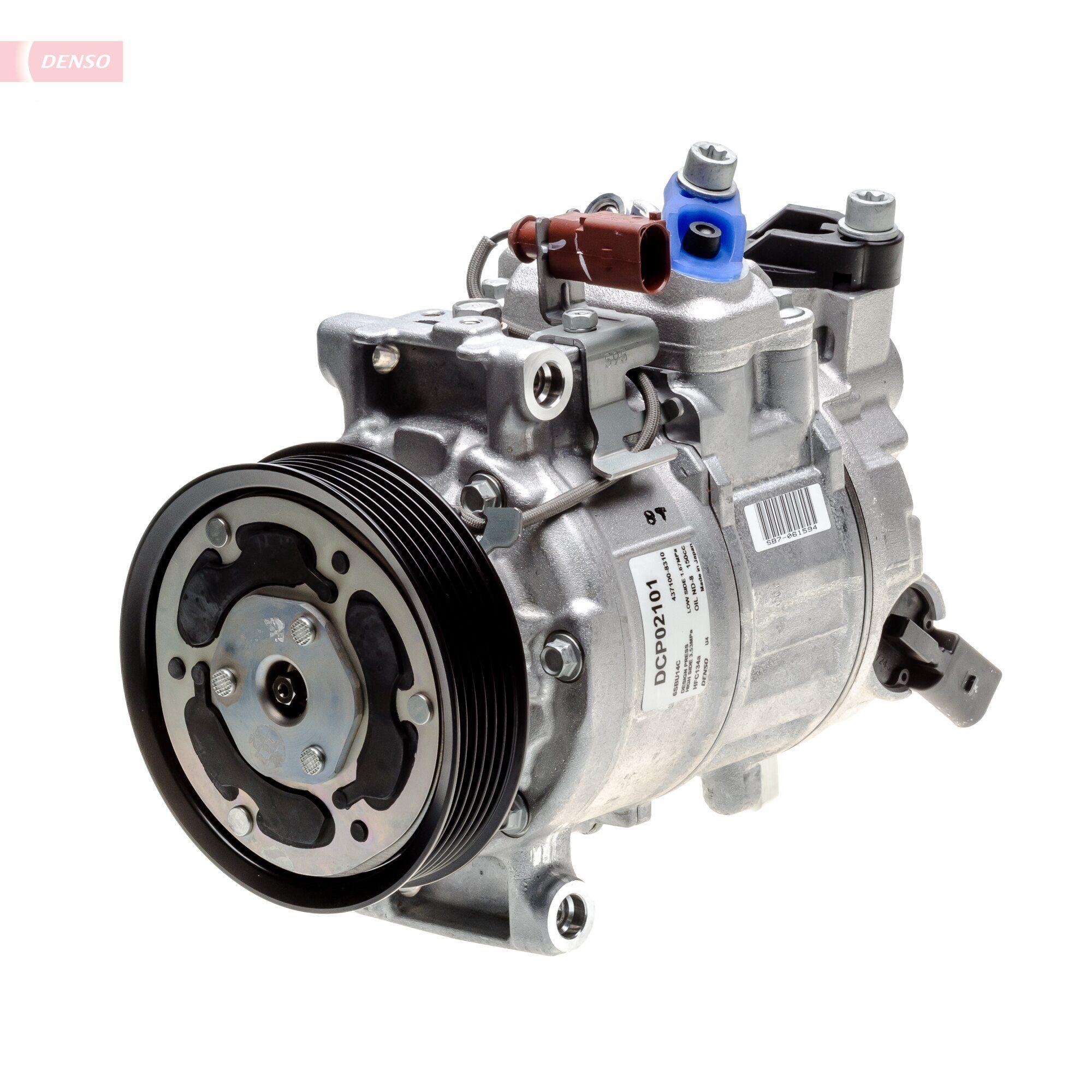 Kompressor DCP02101 Audi A5 2009