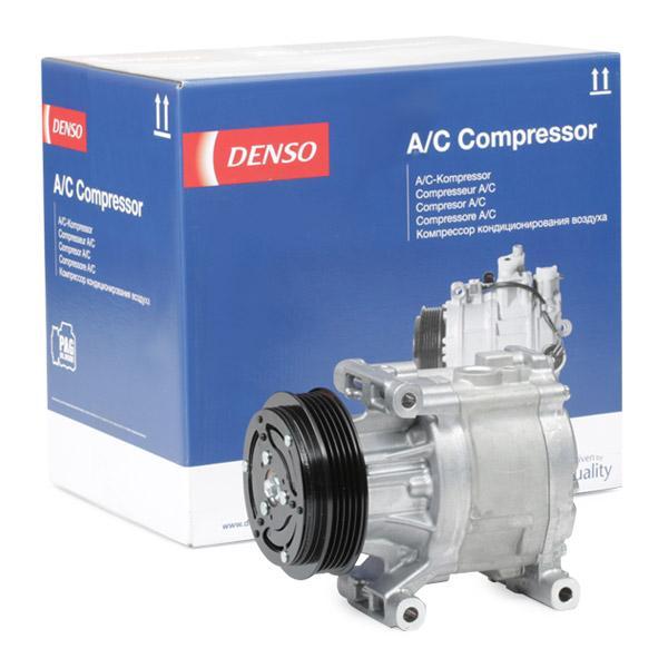 DENSO: Original Kompressor DCP09061 (Riemenscheiben-Ø: 100mm, Anzahl der Rillen: 5)
