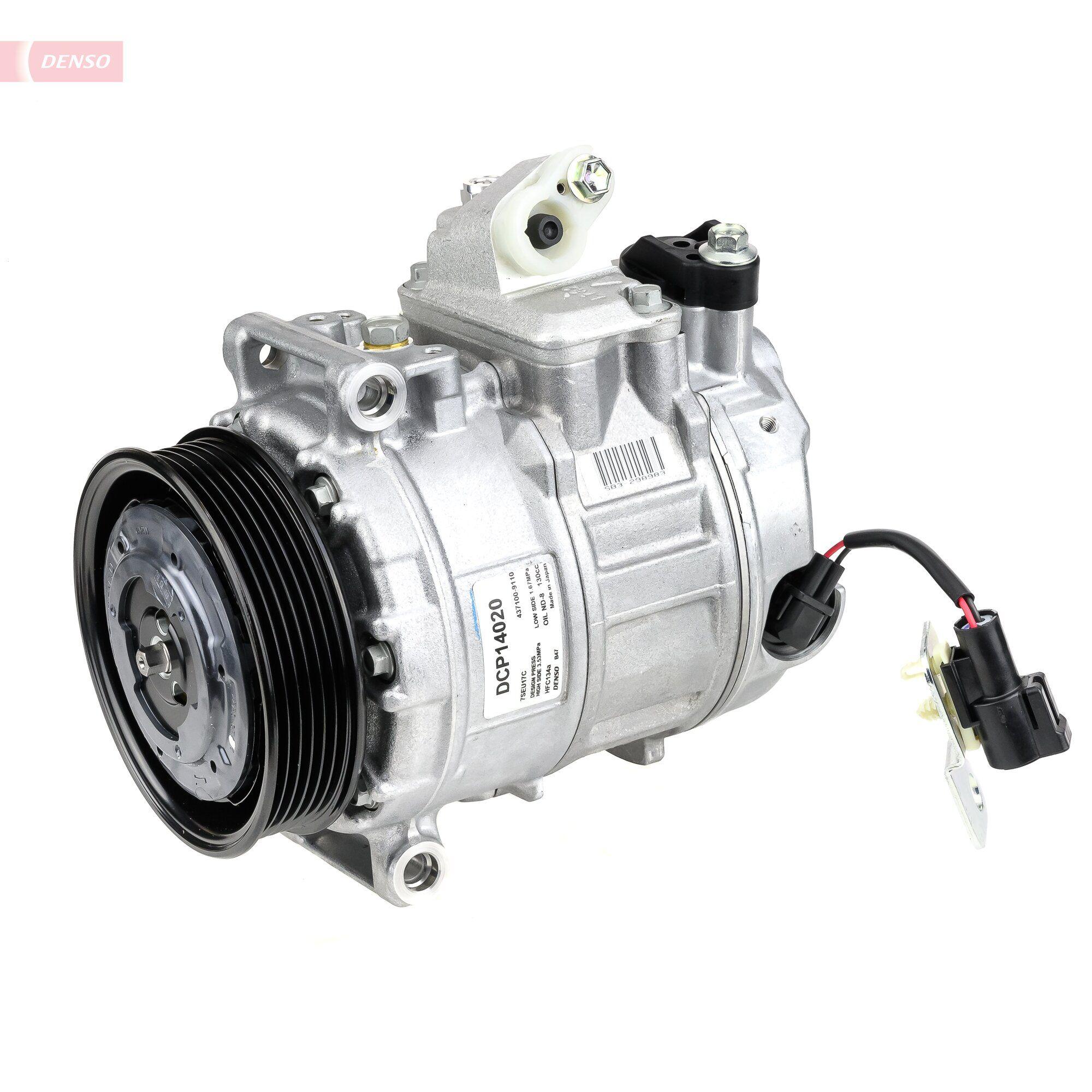 Original LAND ROVER Klimakompressor DCP14020