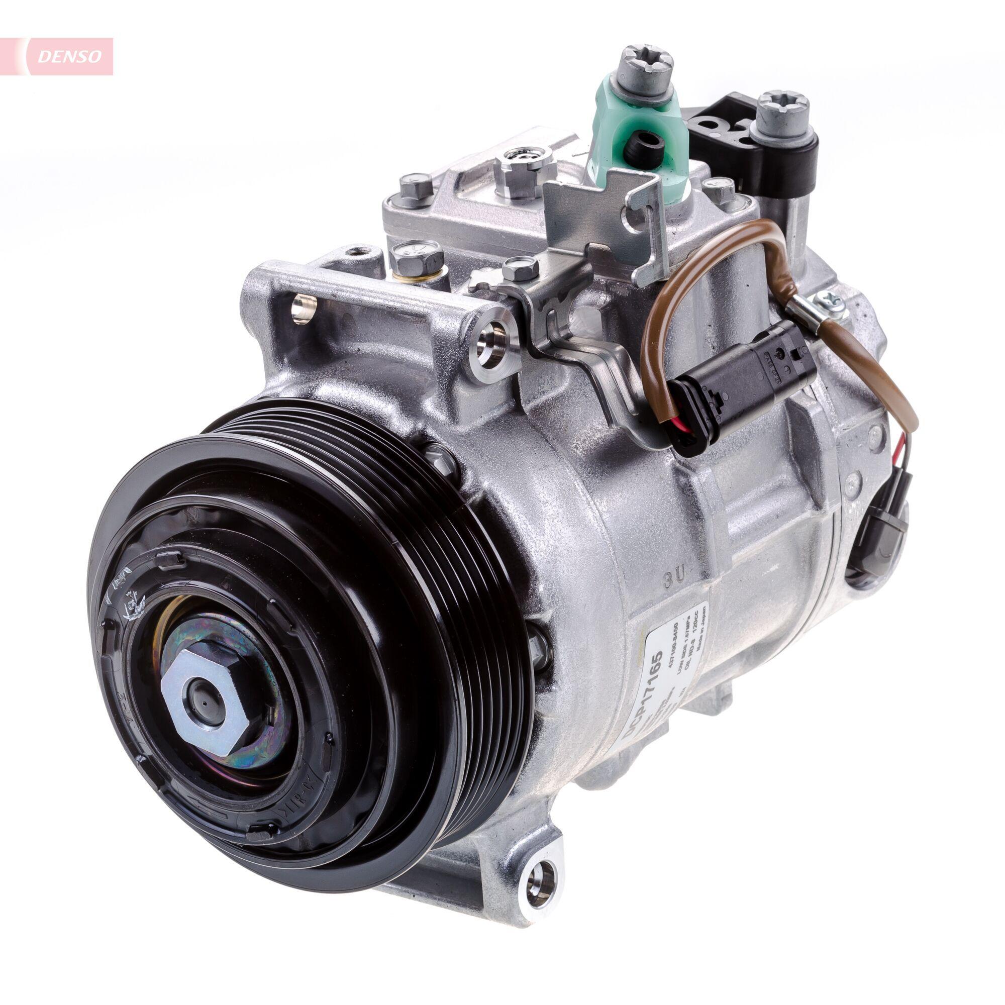 Original MERCEDES-BENZ Kompressor Klimaanlage DCP17165