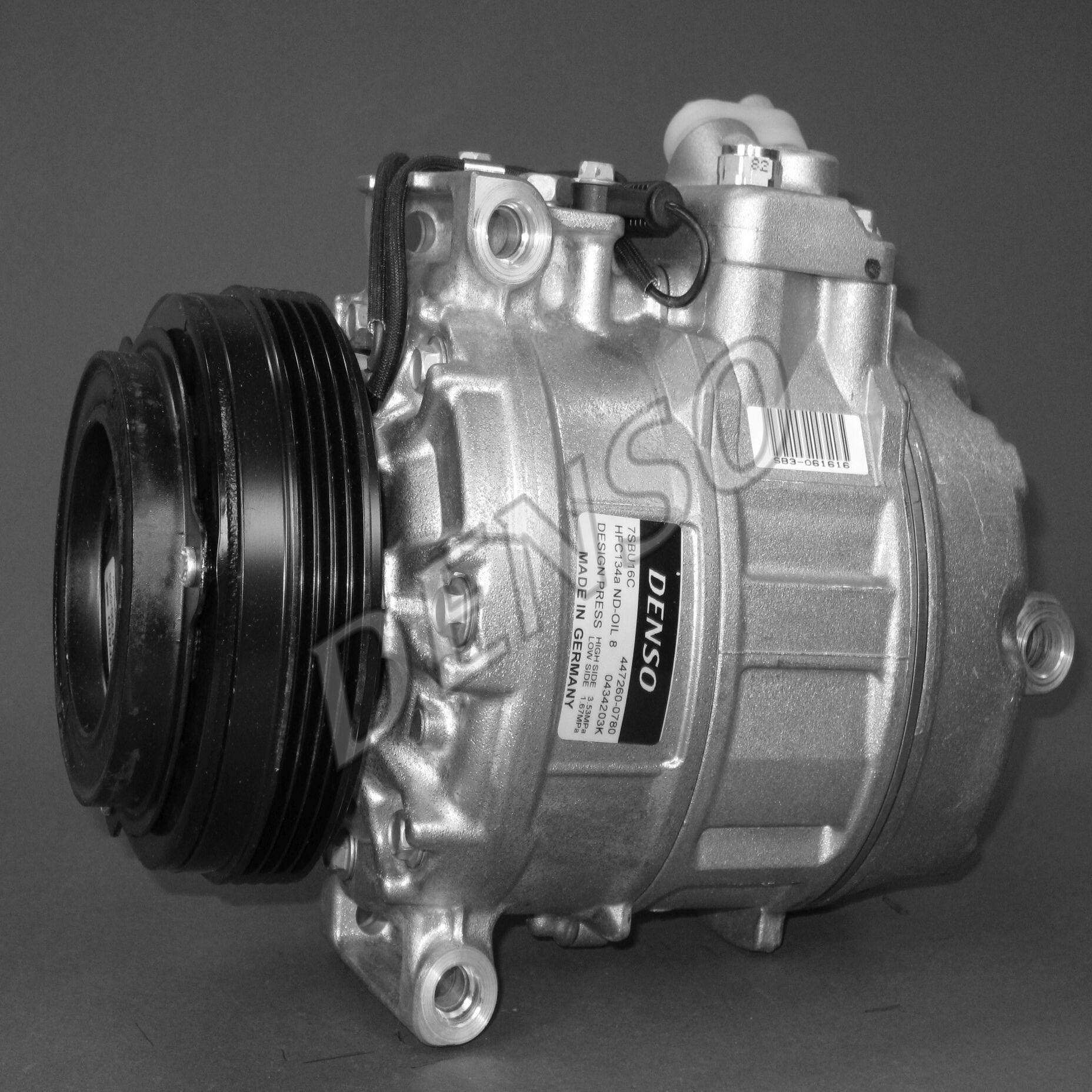 Kompressor Klimaanlage DENSO DCP17176