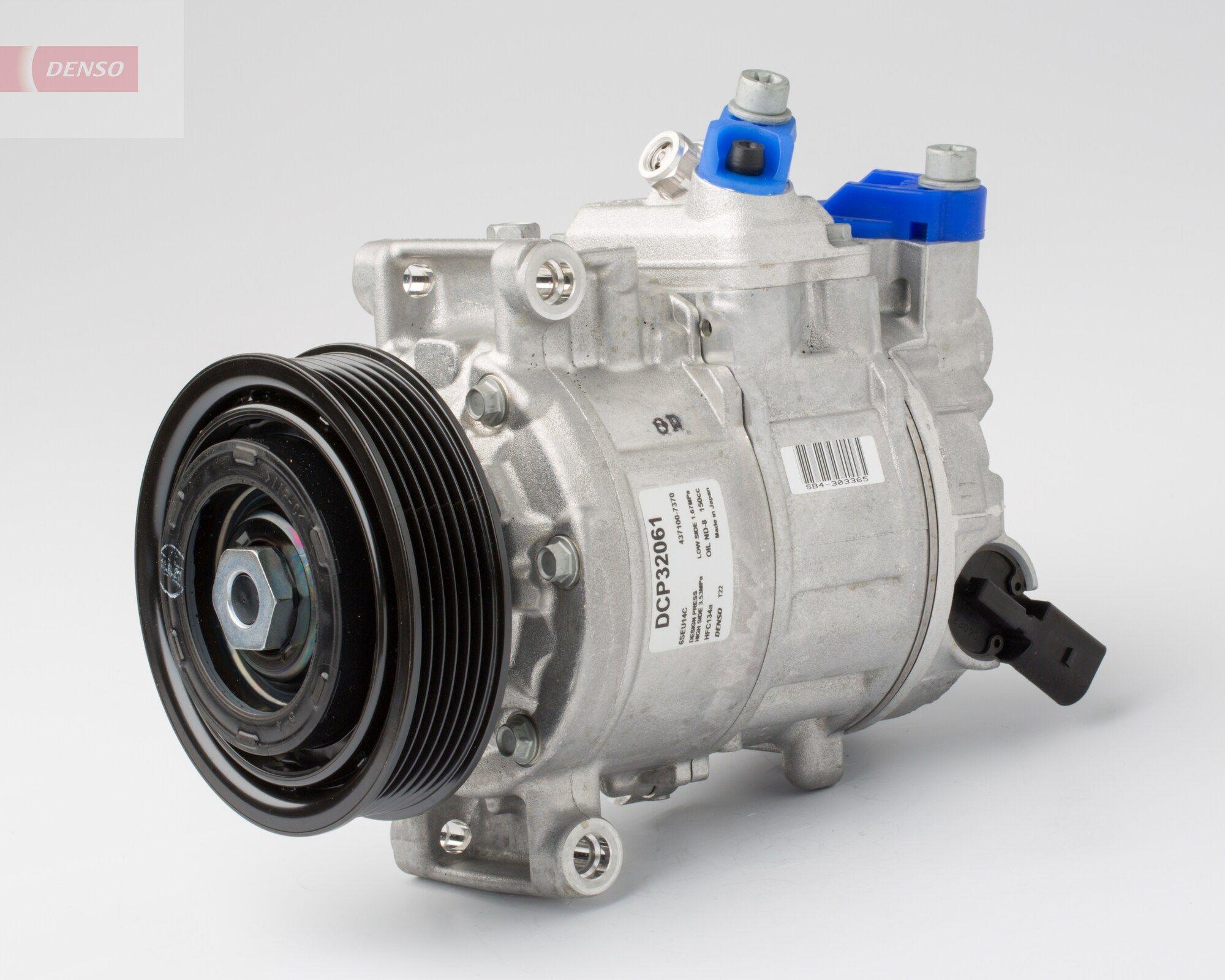 Kompressor DCP32061 Audi A5 2010
