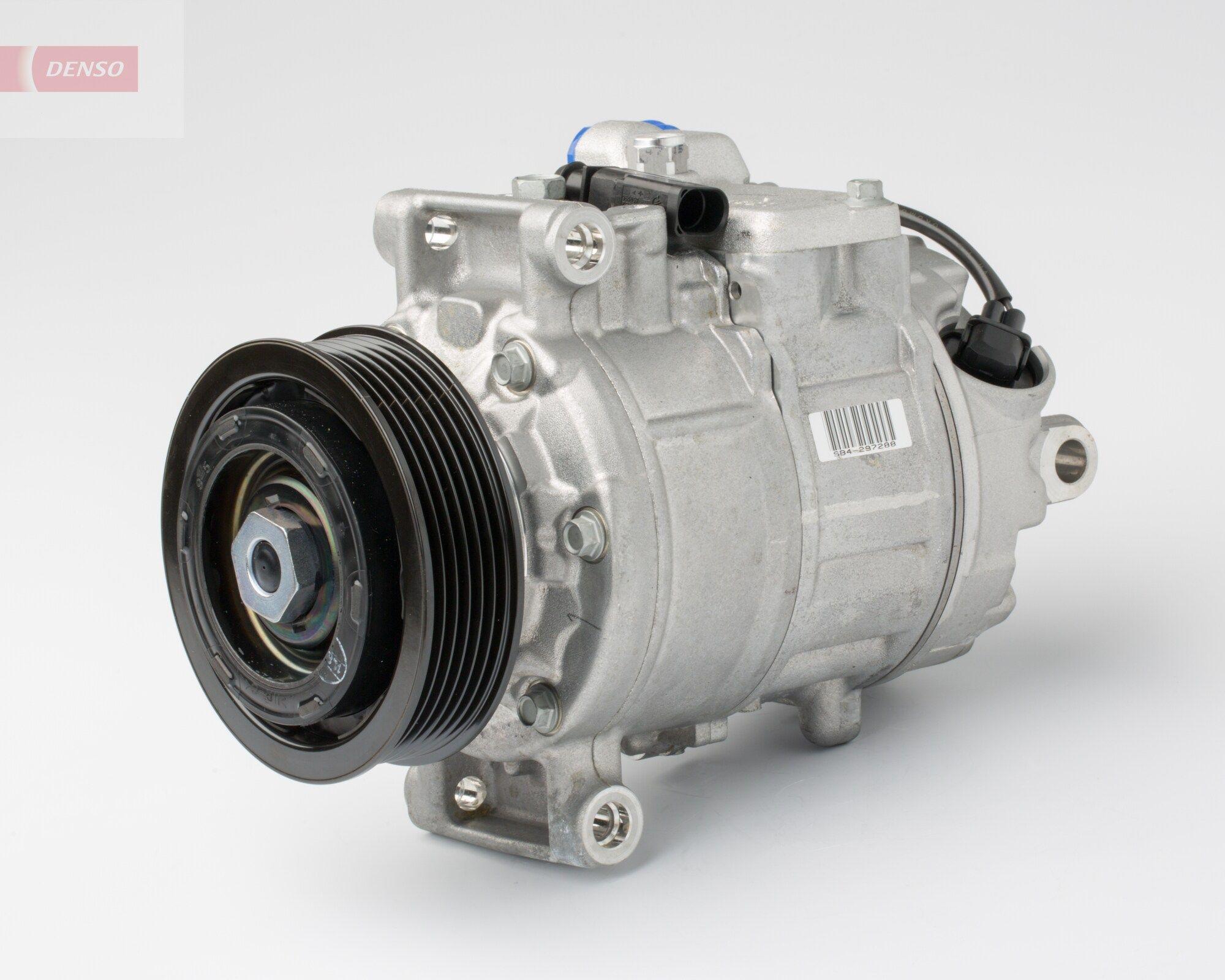 Original VW Kompressor Klimaanlage DCP32071